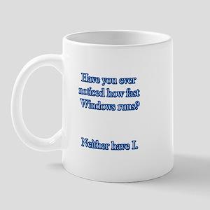Fast Windows Mug