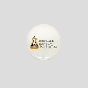 Microbiologists Mini Button