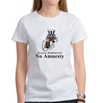 No Amnesty Uncle Women's T-Shirt