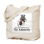 No Amnesty Uncle Tote Bag