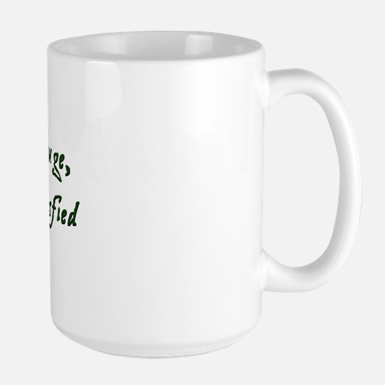 Rogue or Wench Large Mug