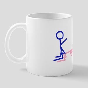 Stick figure 1 Mug