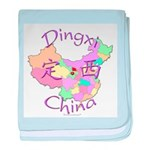 Dingxi China baby blanket