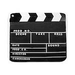 Movie Film video clapperboard design Sherpa Fleece
