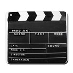 Movie Film video clapperboard design Mousepad