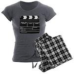 Movie Film video clapperboard design Women's Charc