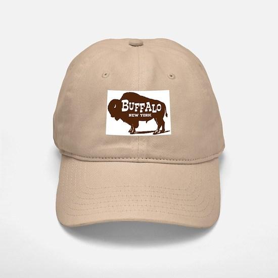 Buffalo New York Baseball Baseball Cap