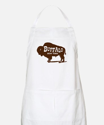 Buffalo New York BBQ Apron
