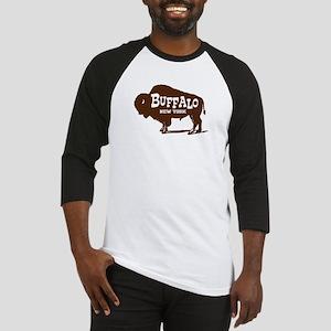 Buffalo New York Baseball Jersey