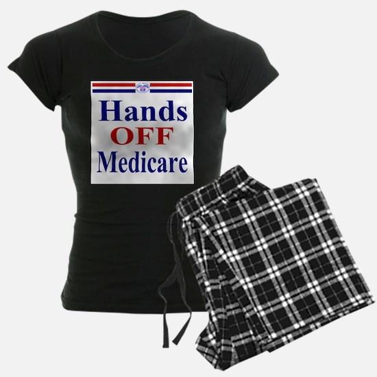 Hands OFF Medicare Pajamas