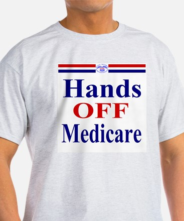 Hands OFF Medicare T-Shirt
