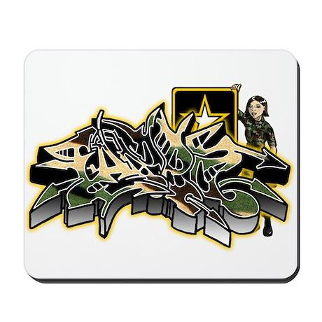 Fazed Army Mousepad