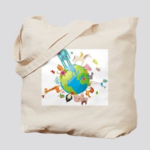 Animal Planet Tote Bag