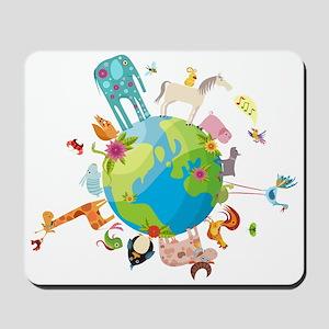 Animal Planet Mousepad