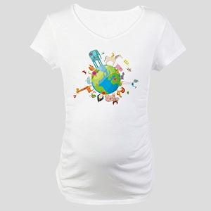 Animal Planet Maternity T-Shirt