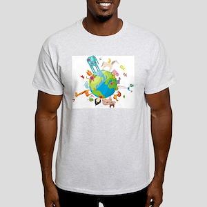 Animal Planet Light T-Shirt