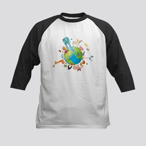 Animal Planet Kids Baseball Jersey