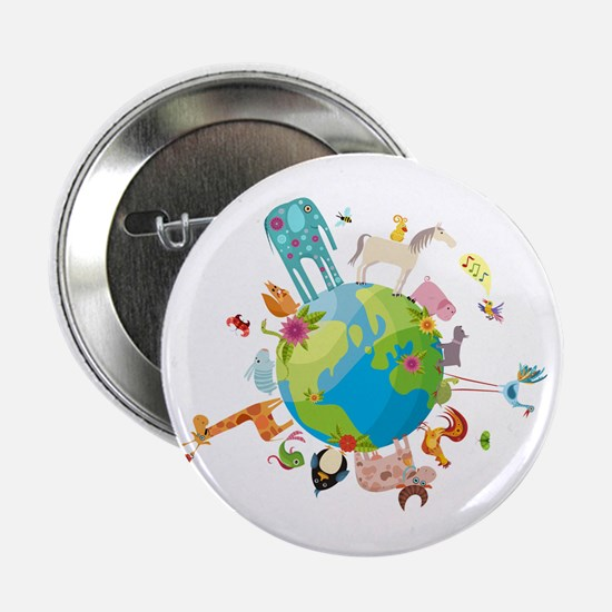 "Animal Planet 2.25"" Button"