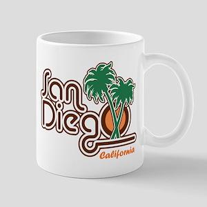 San Diego CA Mug