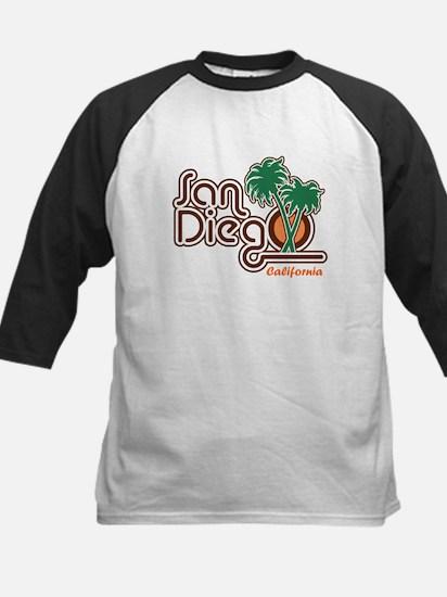 San Diego CA Kids Baseball Jersey