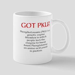 GOT PKU? Definition Mugs