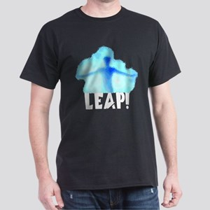 Leap! Black T-Shirt