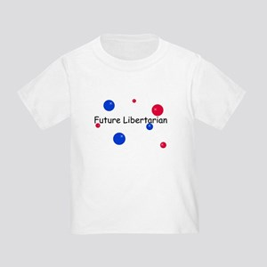 Future Libertarian Toddler T-Shirt