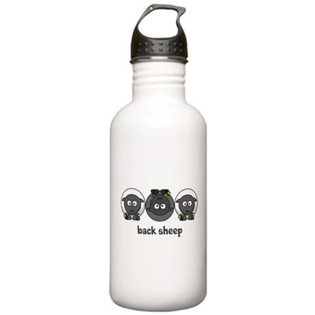 Back Sheep Stainless Water Bottle 1.0L