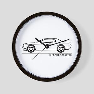 New Dodge Challenger Wall Clock