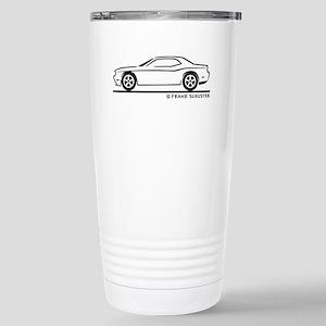 New Dodge Challenger Stainless Steel Travel Mug