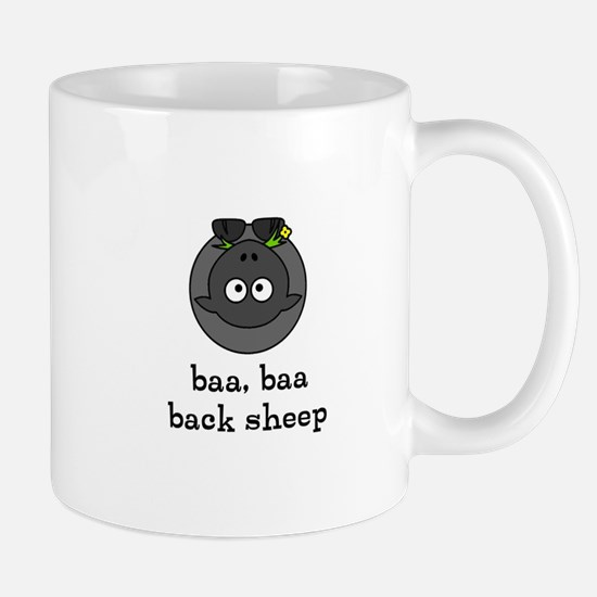 Back Sheep Mug