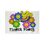 flowerpowersmileysfp Magnets