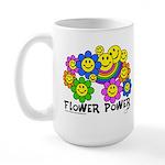 flowerpowersmileysfp Mugs
