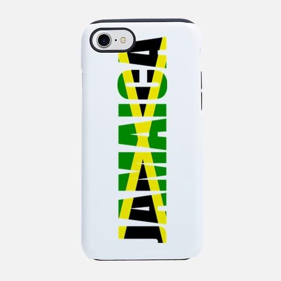 Jamaica Logo iPhone 7 Tough Case