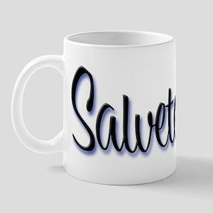 "Salvete! ""Hello!"" in Latin Mug"