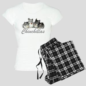 Chinchillas Women's Light Pajamas