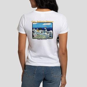 Captain Goldcoin Women's T-Shirt