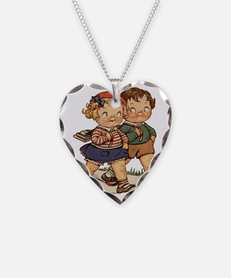Kids Walking Necklace