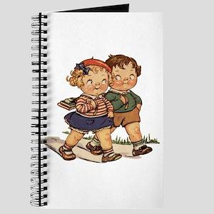 Kids Walking Journal