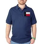 El Paso Strong Flag Dark Polo Shirt