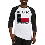El Paso Strong Flag Baseball Jersey