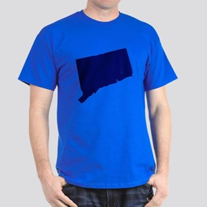 Connecticut - Blue Dark T-Shirt