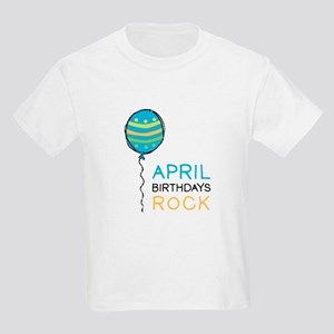 April Kids Light T-Shirt