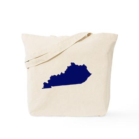 Kentucky - Blue Tote Bag