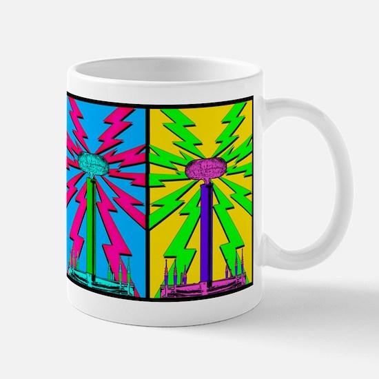 TESLADELIC #69 Mug