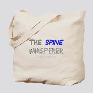 Chiropractor Tote Bag