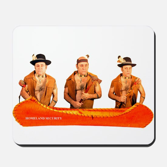 Homeland Security 2 Mousepad