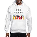 My Mask Protects You! Sweatshirt