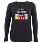 My Mask Protects You! T-Shirt