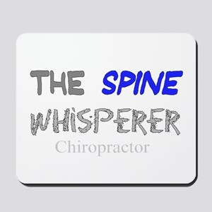 Chiropractor Mousepad
